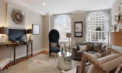 Living Room, Four Winds NOLA, 2