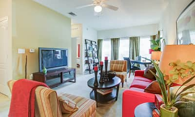 Living Room, Arbor Glen, 1