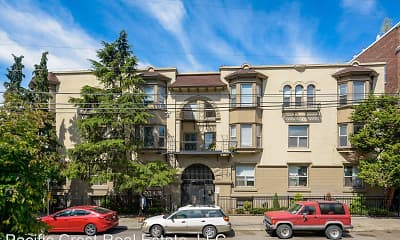 Building, The Roycroft Apartments, 0