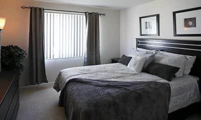 Bedroom, Arbor West Apartments, 1