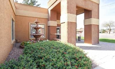 Leasing Office, Union Hills Estates, 2