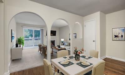 Dining Room, Camden Foxcroft, 0