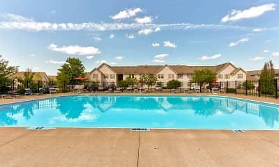 Pool, Ashland Eagleview Apartments, 0