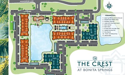 Community Signage, The Crest at Bonita Springs, 2