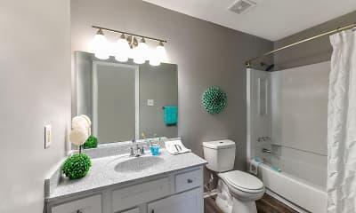 Bathroom, Discovery Gateway, 2