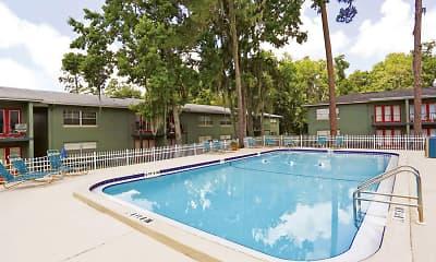 Pool, Arbor Park, 1
