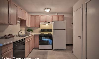 Kitchen, Hudson Gardens, 1