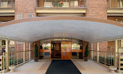 Lambeth House, 1