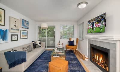 Living Room, Trillium Heights, 0