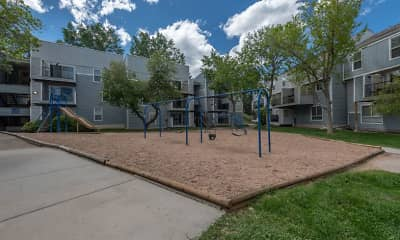 Playground, Glen at Lakewood, 2