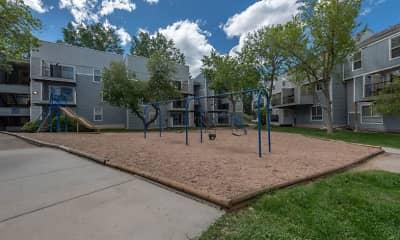 Playground, Glen at Lakewood, 2