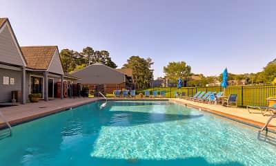 Pool, Fieldcrest Apartments, 0