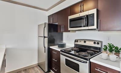 Kitchen, Elan 41, 1
