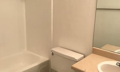 Bathroom, Cedarwood Apartments, 2