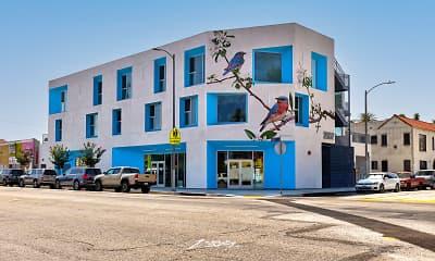 Building, Catalina West Adams, 0