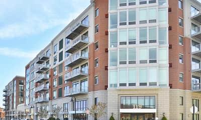 Building, 121 Towne Apartments, 0
