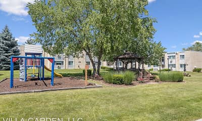 Playground, Villa Garden Apartments, 2