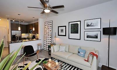 Living Room, Oaks Trinity, 0