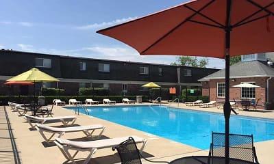 Pool, Serenity Park Apartments, 0