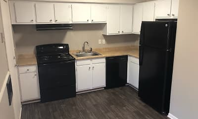 Kitchen, Willow Ridge Townhomes, 0