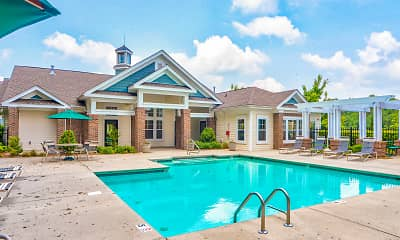 Pool, Rivermere Apartments, 1