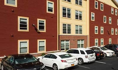 Building, Copper Beech Commons - Per Bed Lease, 2