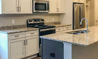 Kitchen, Pointe West Apartments, 2