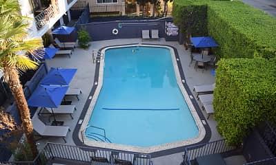 Pool, Mediterranean, 2