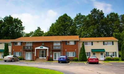 Building, Evergreen Village Apartments, 2
