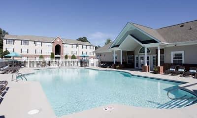 Pool, Abernathy Park, 0