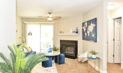 Living Room, Sedgefield Square, 2