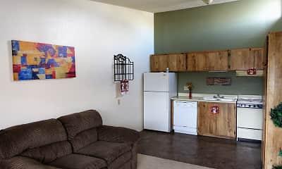 Living Room, Desert Star, 1