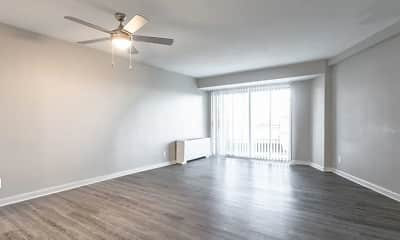 Living Room, Pembroke Towers, 2