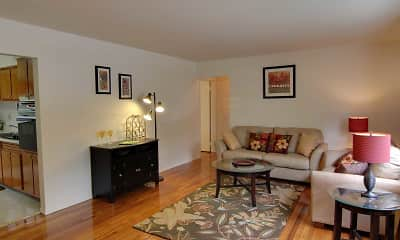 Living Room, Colonial Heights, 0