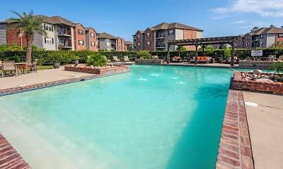 Pool, Ibis Trail at Covington, 0