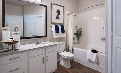 Bathroom, Hawthorne at Blanco Riverwalk, 2