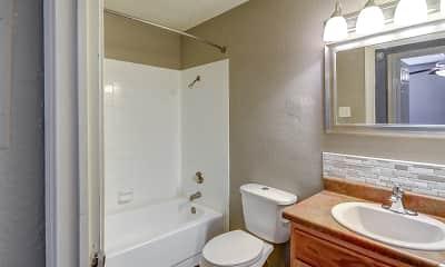 Bathroom, Shenandoah Ridge, 2