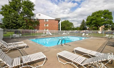 Pool, Colonial Heights, 0