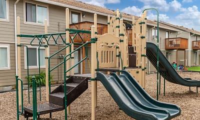 Playground, Greenwood Acres, 1