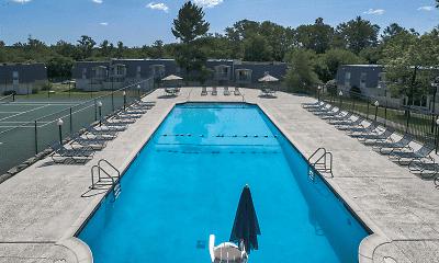 Pool, Lafontenay, 2