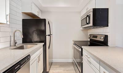 Kitchen, Rise at Camelback, 0