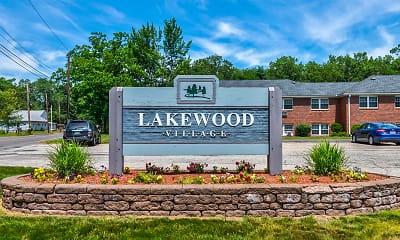 Community Signage, Lakewood Village Apartments, 0