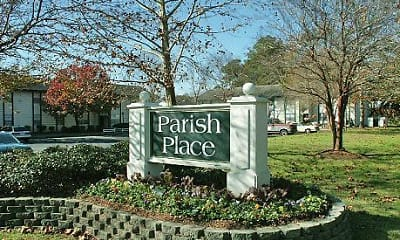 Community Signage, Parish Place, 0