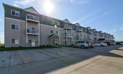 Building, Woodbridge Apartments, 1