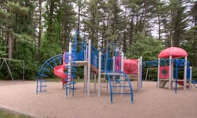 Playground, Millwood Apartments, 2