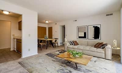 Living Room, Brook Pines, 2