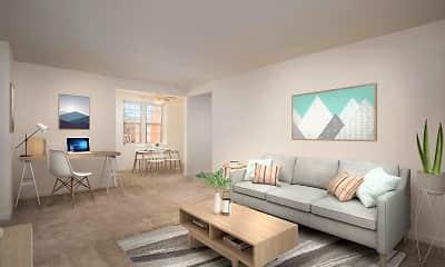 Living Room, Kaywood Gardens, 0