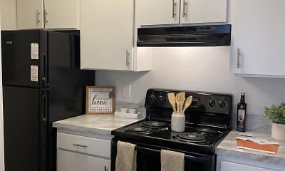 Kitchen, Villas at Cantamar, 0