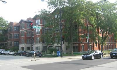Building, 5049 S. Drexel Boulevard, 1