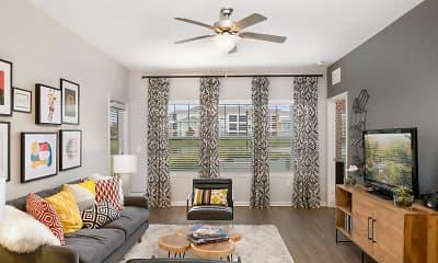 Living Room, Echo Lake at Lakewood Ranch, 1